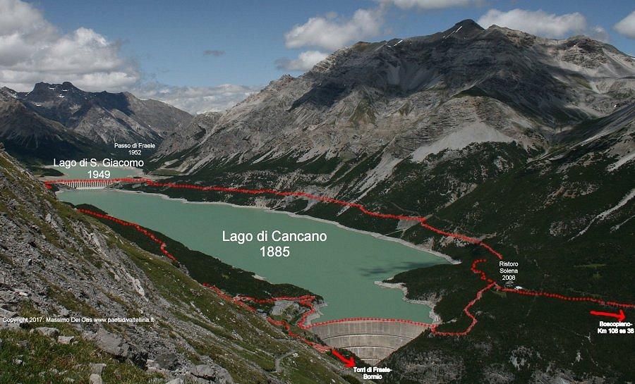 Al lago di cancano per il boscopiano for Apri le foto del piano