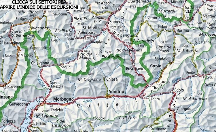 Cartina Geografica Livigno E Dintorni.Video Su You Tube Di Valtellina E Valchiavenna