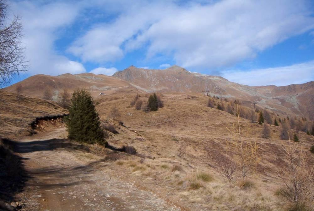 Sentiero italia 3 baita del sole tirano for Cabina nelle montagne della carolina del nord
